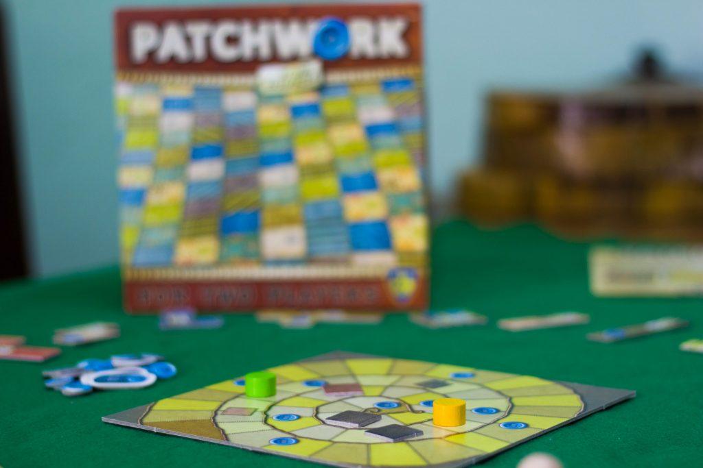 Jogo Patchwork